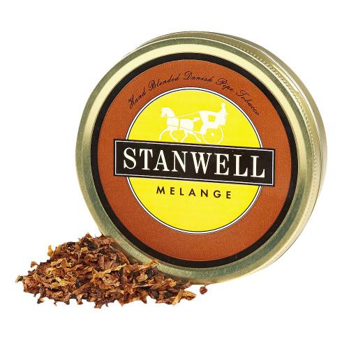 Stanwell Melange Pipe Tobacco | 1.75 OZ TIN