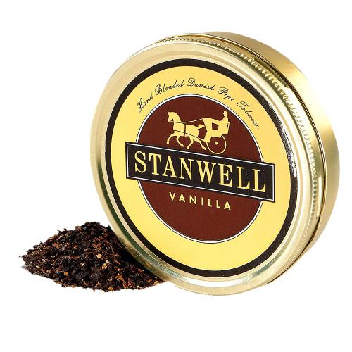 Stanwell Vanilla Pipe Tobacco | 1.75 OZ TIN