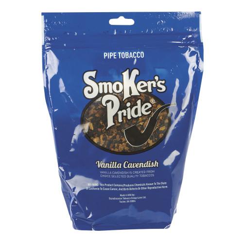 Smoker's Pride Vanilla Cavendish Pipe Tobacco | 12 OZ BAG