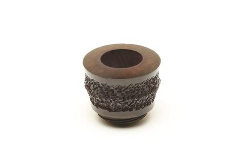 Falcon Plymouth Standard Ruticated Tobacco Pipe Bowl