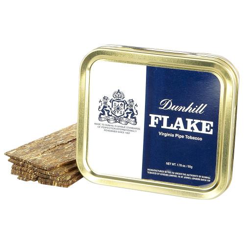 Dunhill Flake Pipe Tobacco | 1.75 OZ TIN