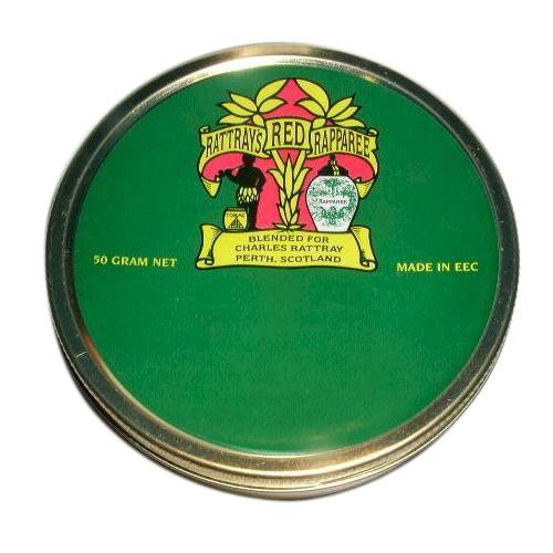 Rattray's Red Rapparee Pipe Tobacco   1.75 OZ TIN