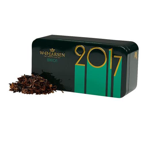 WO Larsen 2017 Edition Pipe Tobacco | 3.5 OZ TIN