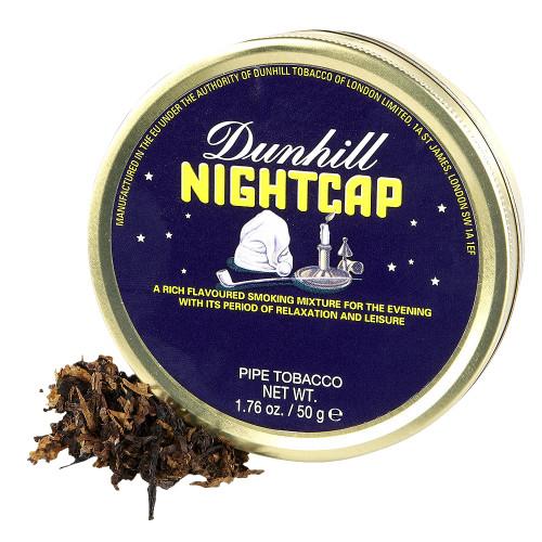 Dunhill Nightcap Pipe Tobacco | 1.75 OZ TIN