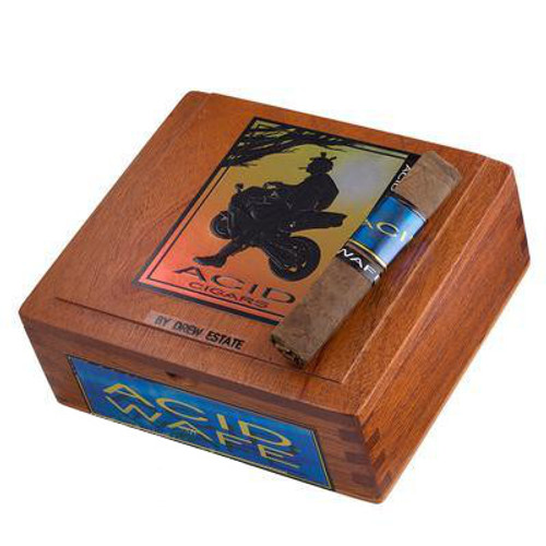 Acid Blue Wafe Cigars - 4 1/4 x 47