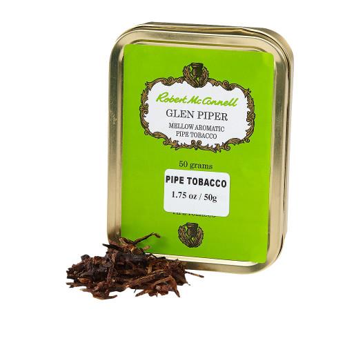 McConnell's Glen Piper Pipe Tobacco | 1.75 OZ TIN