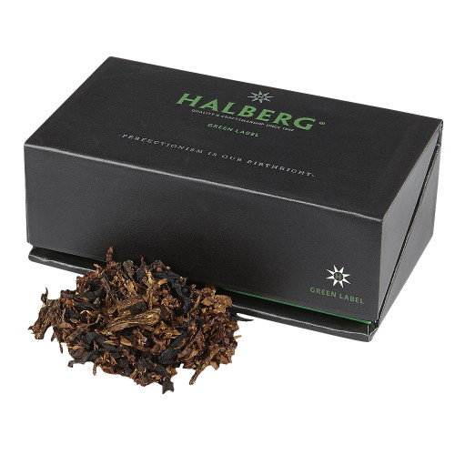 Mac Baren Halberg Green Pipe Tobacco | 3.5 OZ TIN