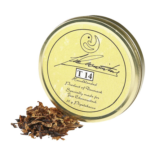 Chonowitsch T 14 Pipe Tobacco   1.75 OZ TIN