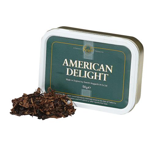 Gawith & Hoggarth American Delight Pipe Tobacco | 1.75 OZ TIN