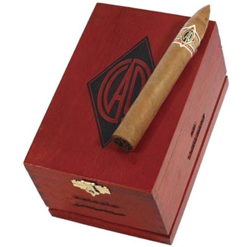 CAO Gold Torpedo Cigars - 6 1/4 x 52