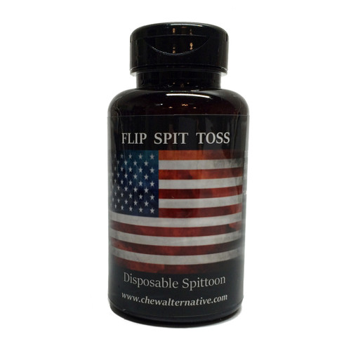 Mud Bud Disposable Spittoon - American Flag