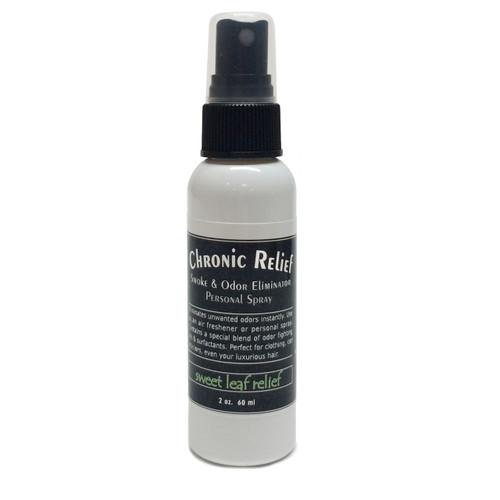 Chronic Relief Smoke and Odor Eliminator - Sweet Leaf Relief 2oz