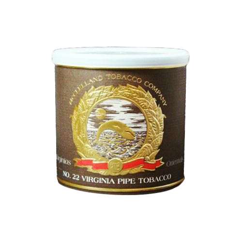 McClelland Matured Virginias No. 22 Pipe Tobacco   3.5 OZ TIN