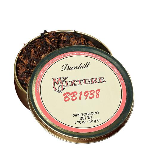 Dunhill BB1938 Pipe Tobacco | 1.75 OZ TIN
