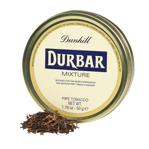 Dunhill Durbar Pipe Tobacco | 1.75 OZ TIN