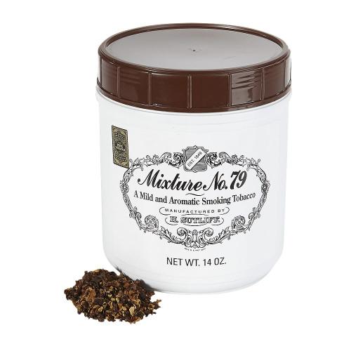 Mixture No. 79 Pipe Tobacco   14 OZ TIN