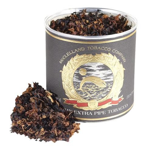 McClelland Bombay Extra Pipe Tobacco   3.5 OZ TIN