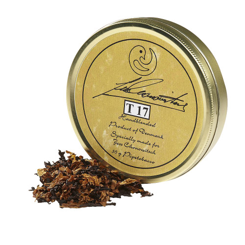 Chonowitsch T 17 Pipe Tobacco   1.75 OZ TIN