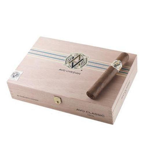 AVO Classic Robusto Natural Cigars - 5 x 50