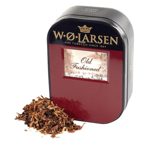 W.O. Larsen Old Fashioned Pipe Tobacco | 3.5 OZ TIN