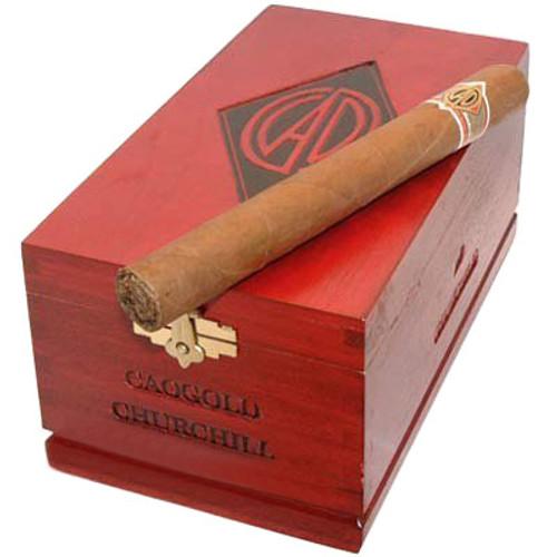 CAO Gold Churchill Cigars - 7 x 48