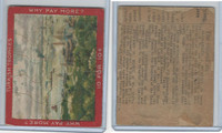 T76 ATC, Jigsaw Puzzle Picture, #63 Battery & New York Harbor