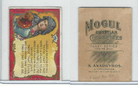 T112 Mogul Cigarettes, Toast Series, 1909, Here's A Health To All