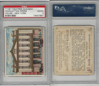 T108 Between The Acts, Theatres, 1910, Manhattan Opera, NY, PSA 2 Good