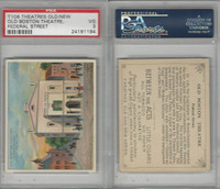 T108 Between The Acts, Theatres, 1910, Old Boston, PSA 3 VG
