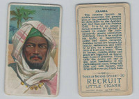 T113 Recruit, Types of Nations, 1910, Arabia