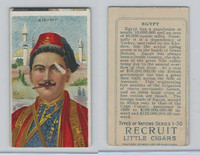 T113 Recruit, Types of Nations, 1910, Egypt