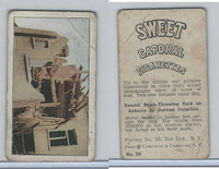 T121 Sweet Caporal, World War I Scenes, 1914, #59 Second Bomb