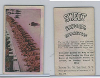 T121 Sweet Caporal, World War I Scenes, 1914, #70 Grenadier Guards