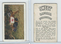 T121 Sweet Caporal, World War I Scenes, 1914, #88 Canine Member