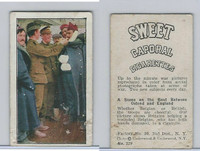 T121 Sweet Caporal, World War I Scenes, 1914, #229 A Scene on Boat