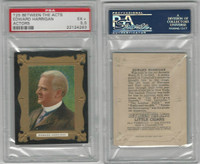 T25 Between The Acts, Actors, 1911, Edward Harrigan, PSA 5.5 EX+