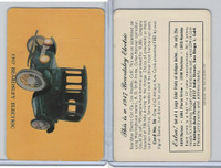 UO5 Signal Oil, Antique Autos, 1953, #26 Beardsley Electric 1917