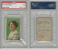 T27 Fatima, Actress Series, 1910, Blanche Ring, PSA 1