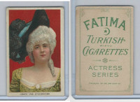 T27 Fatima, Actress Series, 1910, Grace Van Studdiford