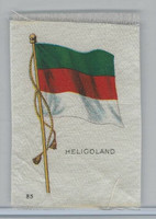 SC6 Imperial Tobacco, National Flags, 1910, #85 Heligoland