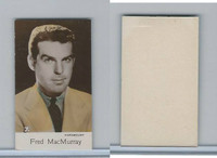 B0-0 Bridgewater, Film Stars 5th Series, 1940, #7 Fred MacMurray