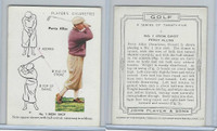 P72-40 Player, Golf, 1939, #2 Percy Alliss