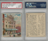 T108 Between The Acts, Theatres, 1910, Dalys Old Fifth Ave, NY, PSA 3 MK VG