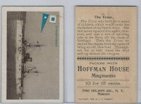 T40 Hoffman House Little Cigars, Battleships, 1910, #9 Texas
