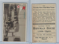 T40 Hoffman House Little Cigars, Battleships, 1910, #16 Maria Teresa