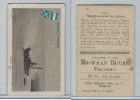 T40 Hoffman House Little Cigars, Battleships, 1910, #23 Gloucester