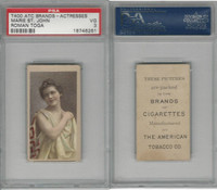 T400 American Tobacco, Actresses, 1910, Marie St. John, PSA 3 VG