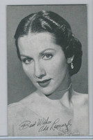 W Exhibit Movie & Recording Stars, 1950's, Ada Leonard
