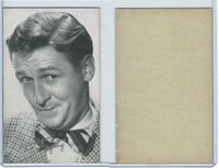 W Exhibit Movie & Recording Stars, 1950's, Alan Young