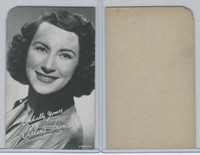 W Exhibit Movie & Recording Stars, 1950's, Arlene Francis